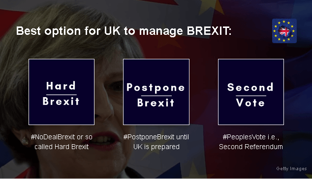 What is the best option for brexit