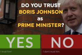 Do You Trust Boris Johnson as Prime Minister? 8