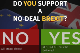 Do You Support a NO-DEAL BREXIT? 9