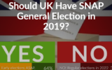 Should UK Have SNAP General Elections in 2019? 20