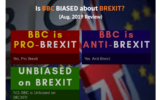 Is BBC biased about BREXIT (August 2019)? 14