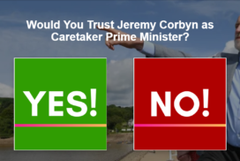 Would You Trust Jeremy Corbyn as Caretaker Prime Minister? 5