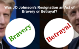Was Jo Johnson's Resignation an Act of Bravery or Betrayal? 4