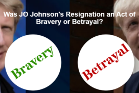 Was Jo Johnson's Resignation an Act of Bravery or Betrayal? 2