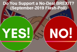 NO-DEAL BREXIT Support - September 2019 3