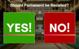 Should UK Parliament be Recalled? 2