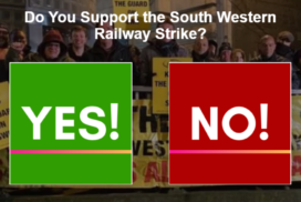 Featured image for SWR strike